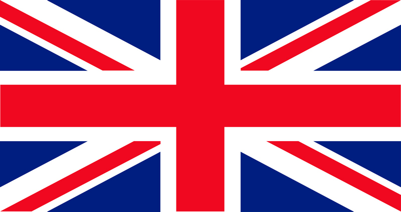 Illustration of UK flag