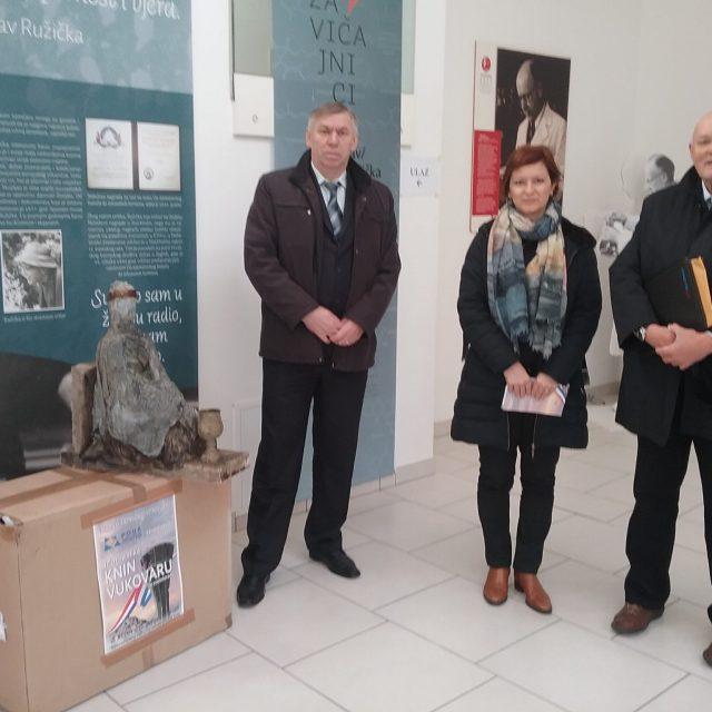 Vrijedna donacija za Vukovarski vodotoranj
