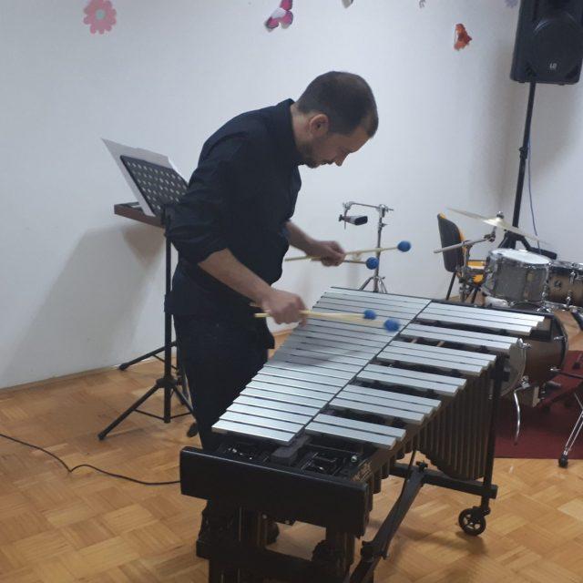Koncert Stanislava Muškinje u Kninu