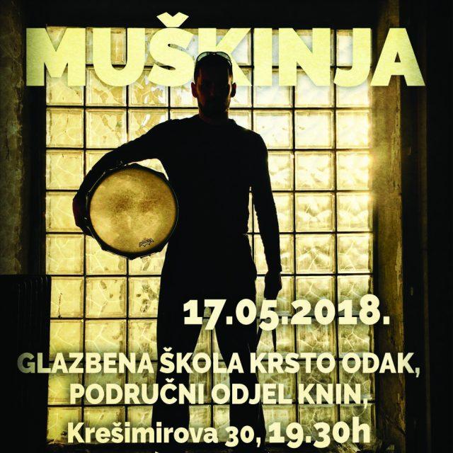 Koncert Stanislava Muškinje