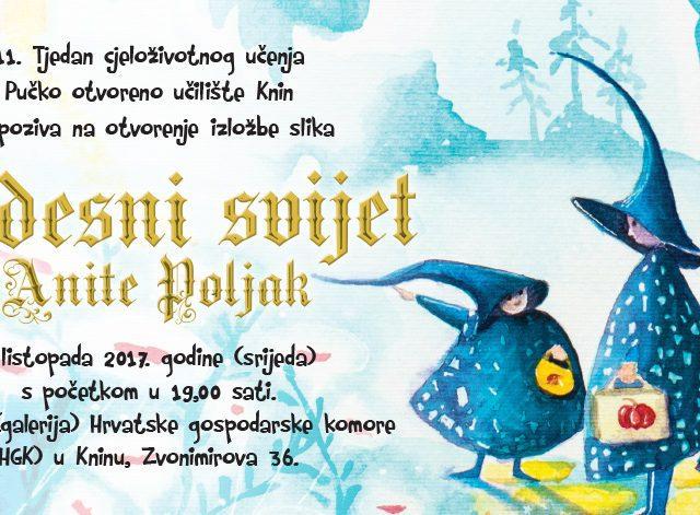 Čudesni svijet Anite Poljak